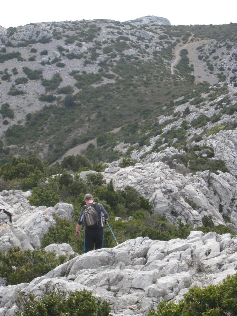 Walk La Serre de Vingrau