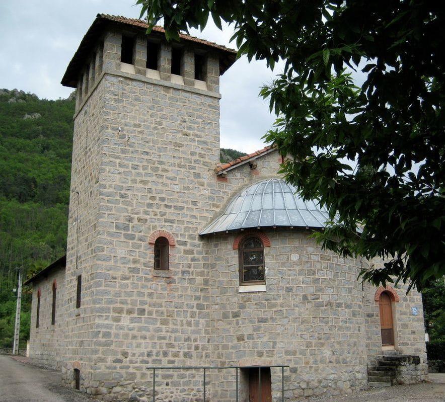 Bell tour of Saint Georges Vernet les Bains