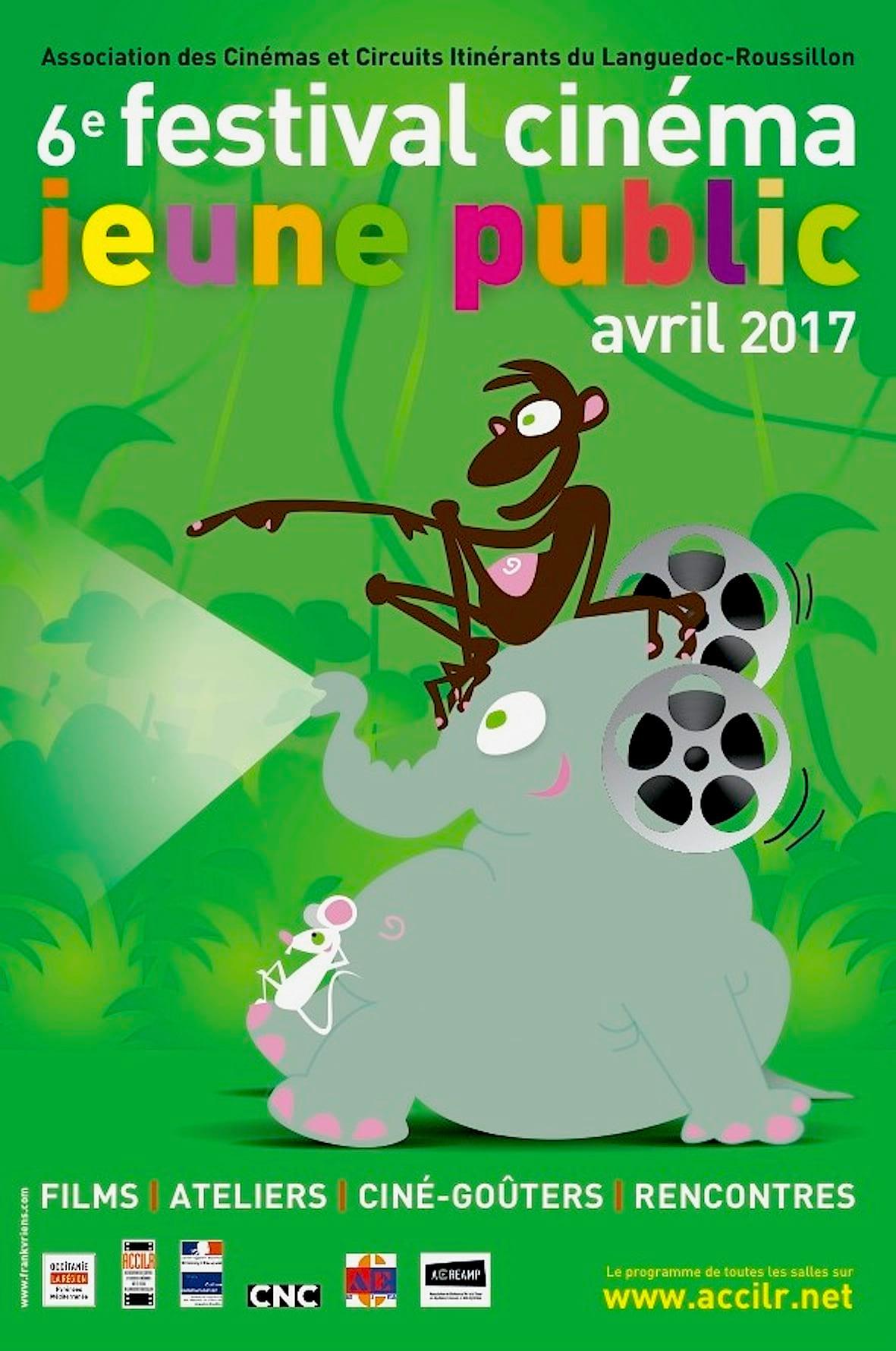 Youth cinema festival in Argelès