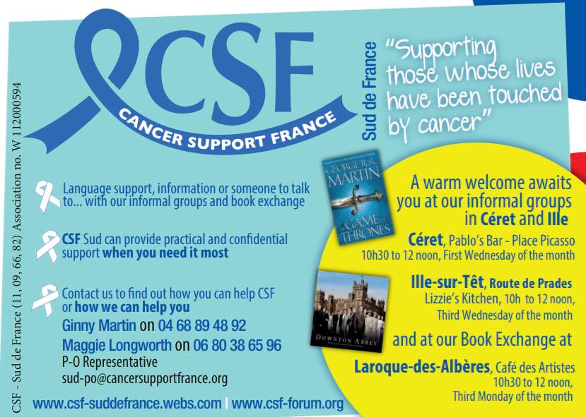 cancer support france