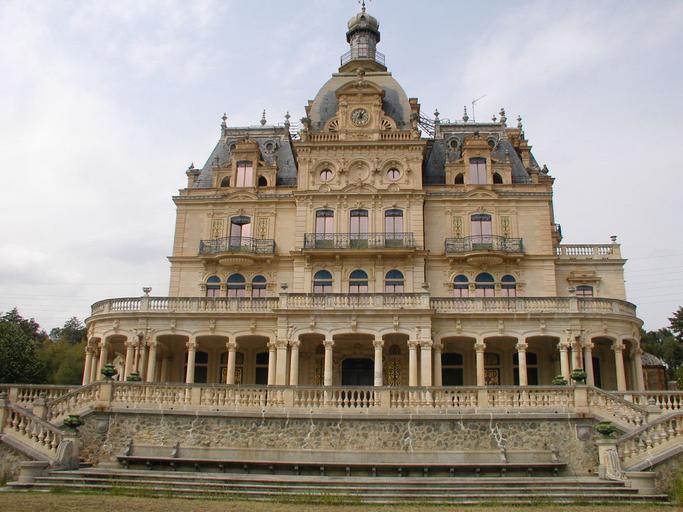 Chateau d'Aubiry, Céret