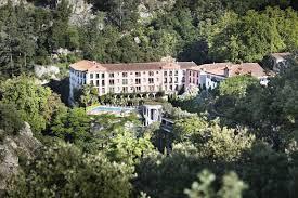 Grand hotel and chateau de Riell, Molitg