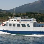 boat trips with roussillon croisieres