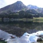 Les Lacs de Camporells from Formiguères