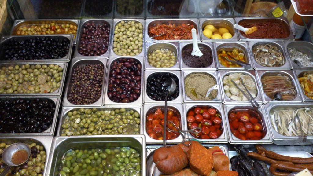 Aux Bonnes Olives, Perpignan