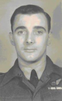 Sergeant Leslie John Faircloth