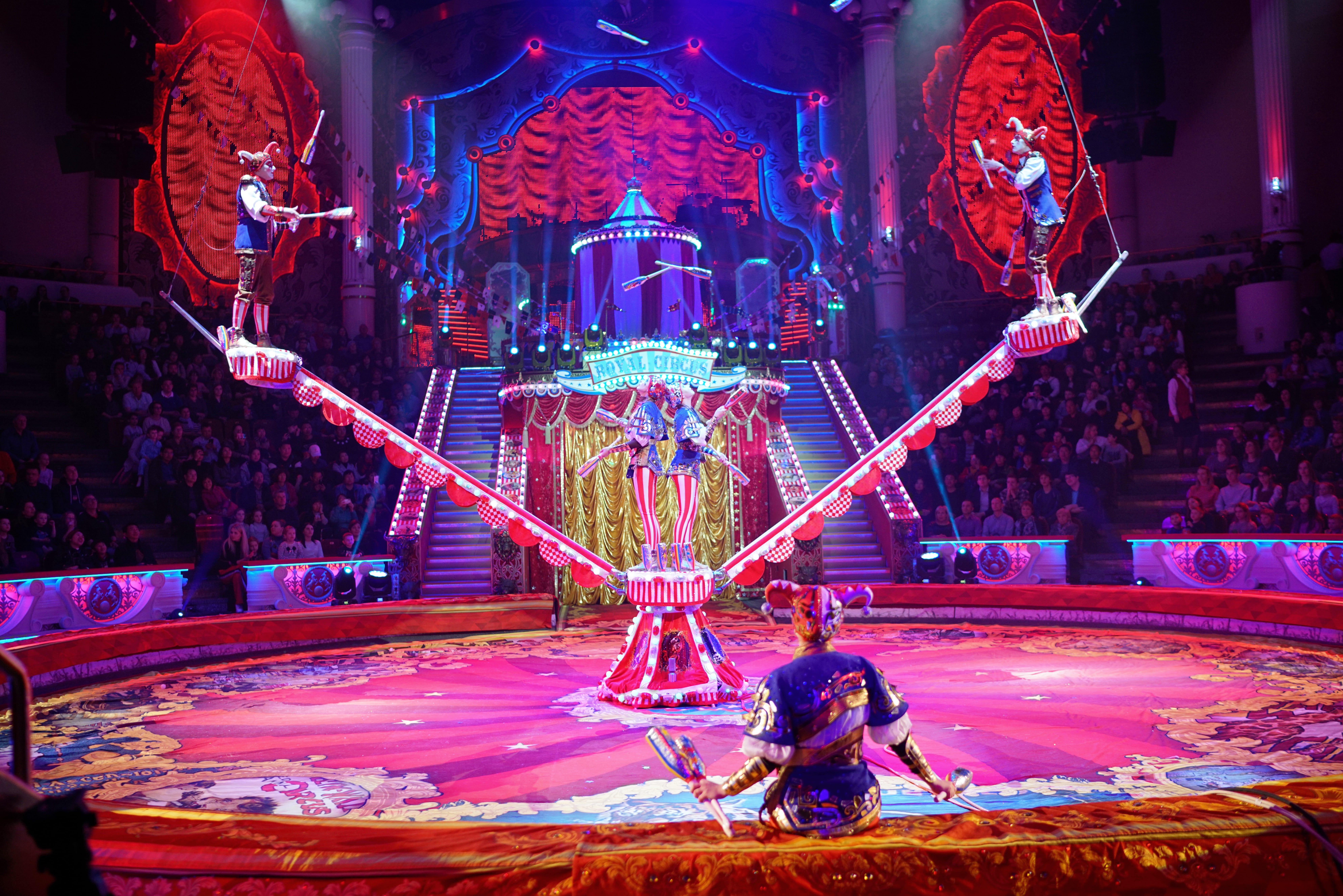 Circus girona