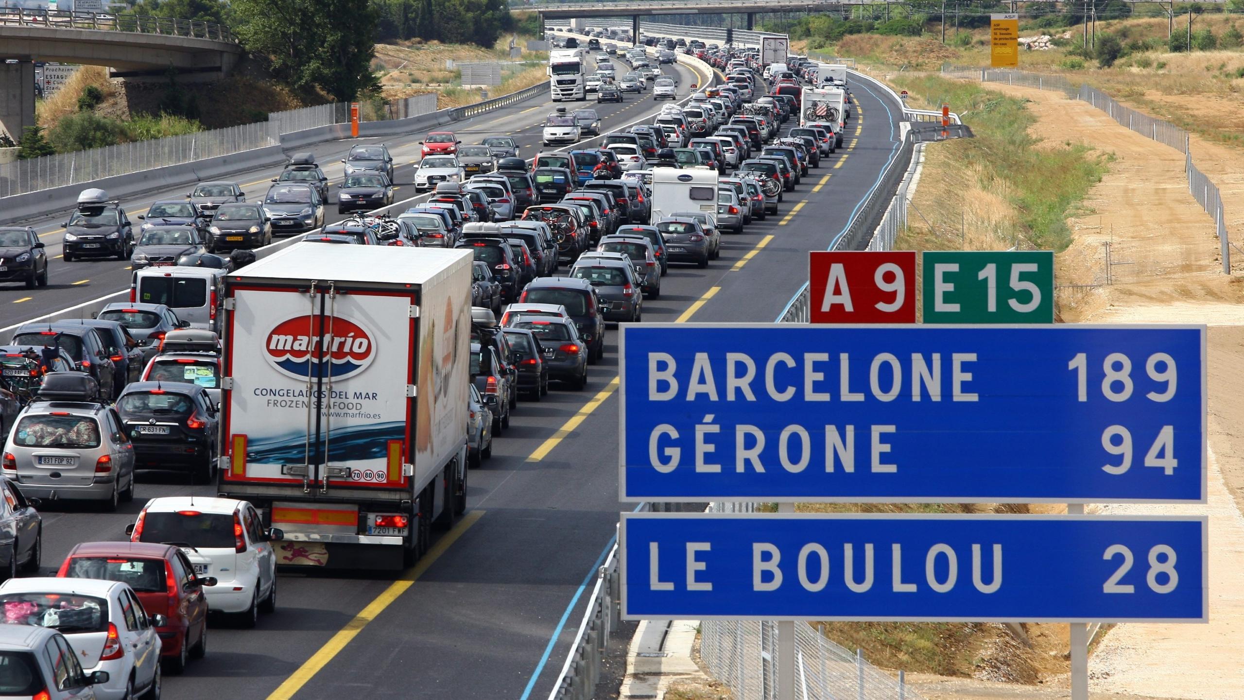 New speed trap on Spanish border