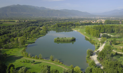 Lakes of the Pyrenees-Orientales Saint Jean Pla de Corts