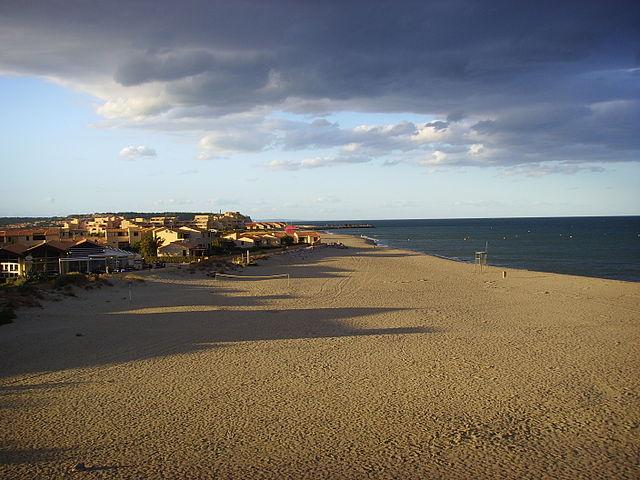 Naturist Beach, Leucate