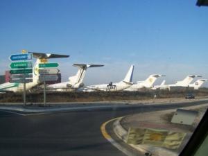 Perpignan airport