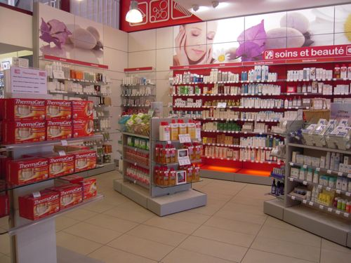 French 'pharmacies'