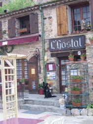 l'hostal, Castelnou