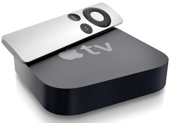 With an iPhone, iPad and Apple-TV