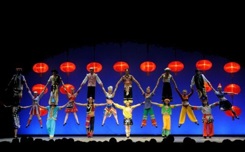 Alice in Wonderland  by the China New National Circus