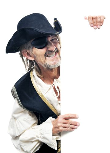Journée Pirates - Pirate Day in Saint Cyprien