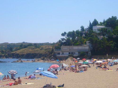Racou beach, Argelès