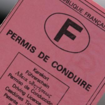 New French Driving Licence