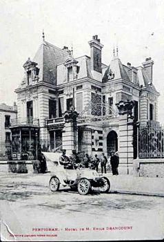 Perpignan's L'Hotel Drancourt