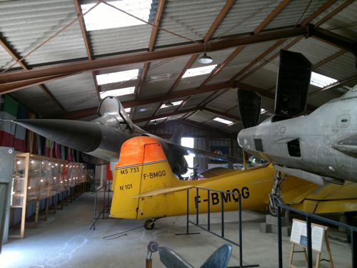 Aviation Museum, Mas Palégry