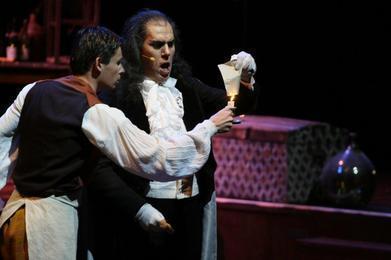 «Opéra fantastique» by Jacques Offenbach