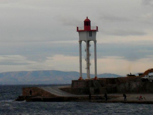 Le Mole, Port Vendres