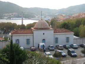 Le Dome, Port Vendres