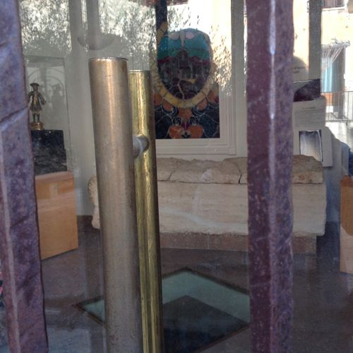 Sarcophage, La Patrimoine, Espira de l'Agly