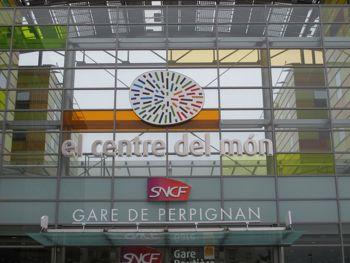 Perpignan station