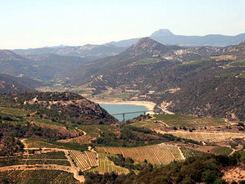 Estagel and routes des vins 2
