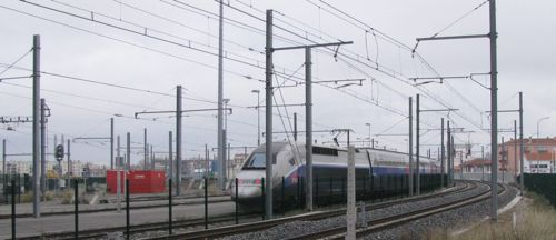 TGV Perpignan