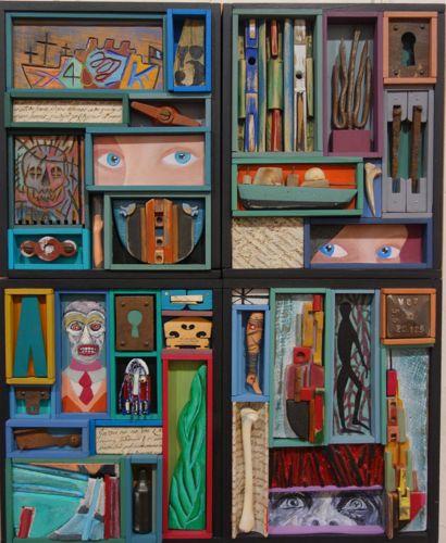Michel Tisnès: Outside the box