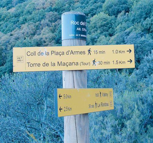 Picnic: Tour de Massane