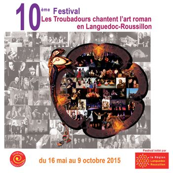 Festival « Les Troubadours chantent l'art roman »