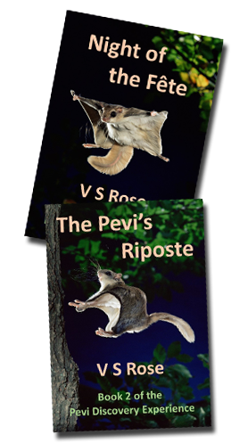 Night of the Fête and The Pevi's Riposte