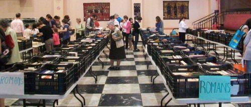 BOURSE AUX LIVRES Centre Culturel, Pezilla-la-Rivière