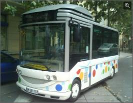 Le P'tit bus, Perpignan