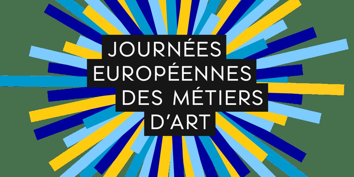 Logo Journée Européenne des Métiers d'Arts