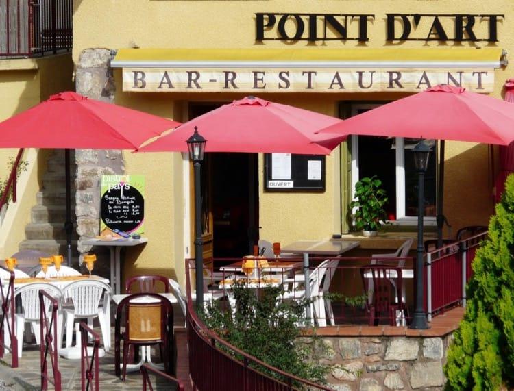 Point d'Art, Montbolo