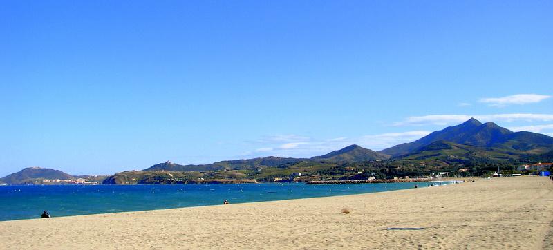 plage-Argelès