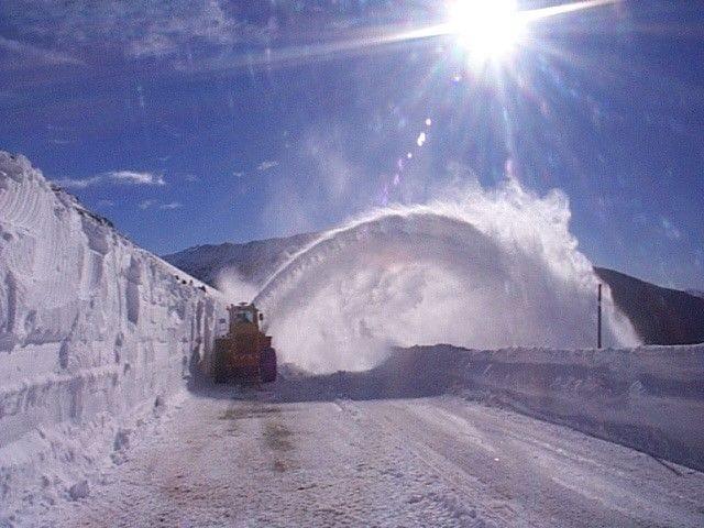 snow Porté Puymorens