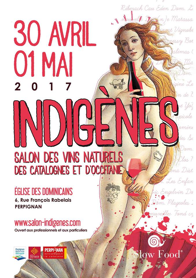 Indigenes wine salon
