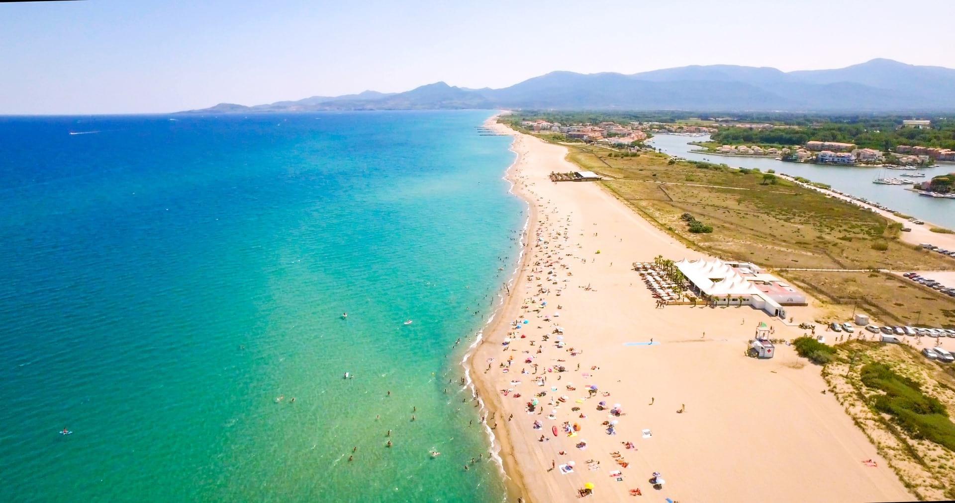 saint cyprien beach
