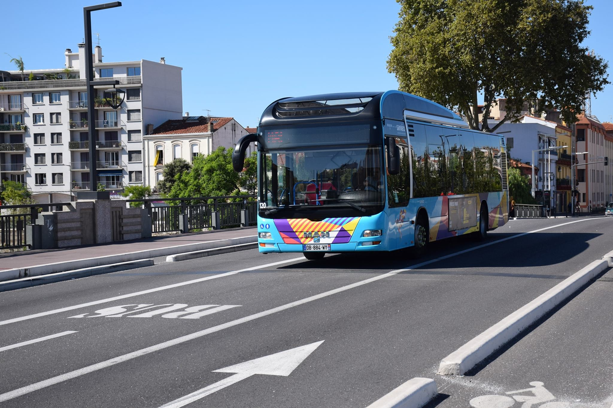 sankeo bus