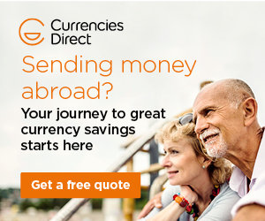 Currencies Direct HOME
