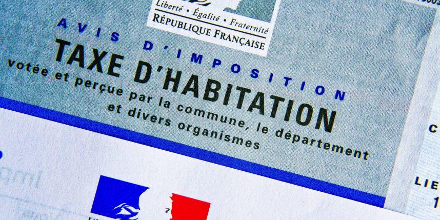 Taxe D Habitation Taxe Fonciere P O Life