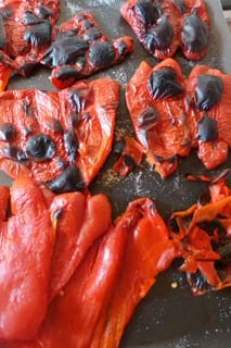 suzanne dunaway roasted peppers