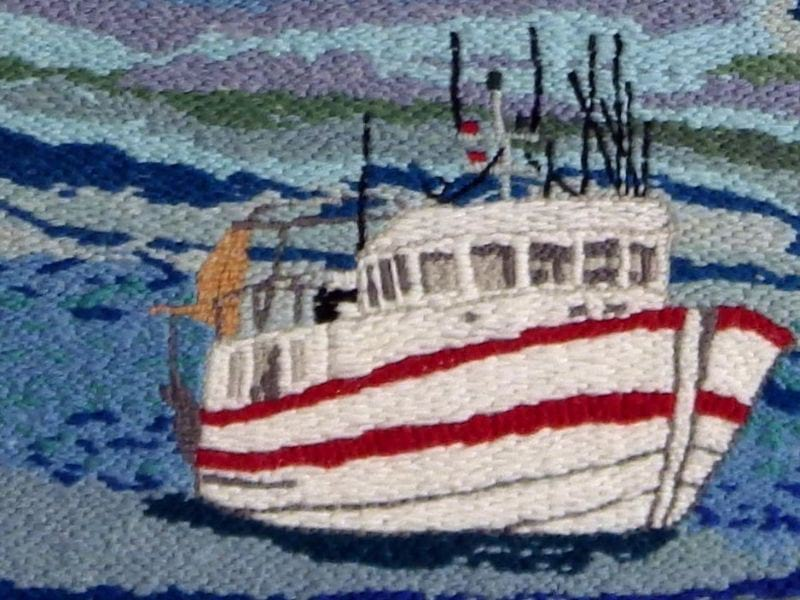 tapestry port vendres