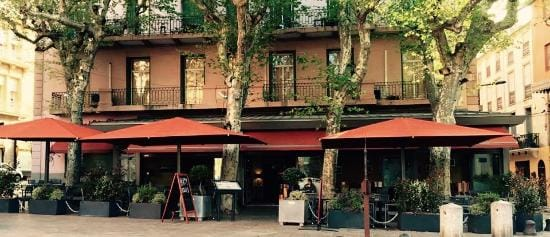 Cafe de la Poste Perpignan