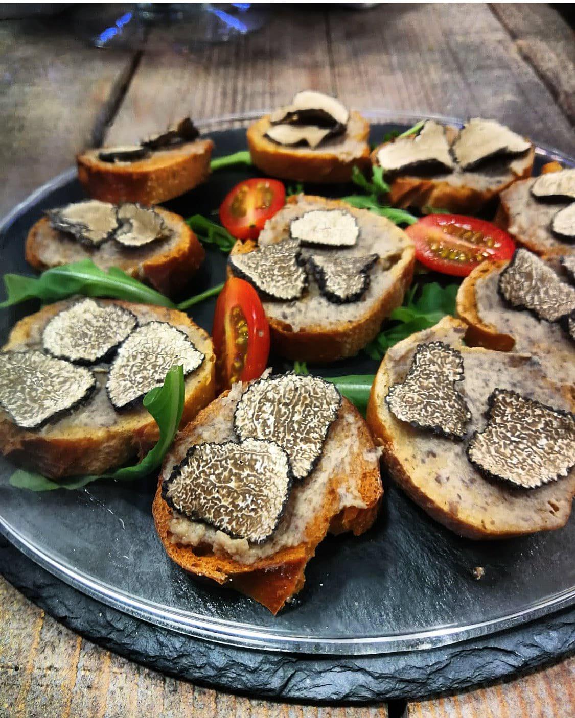 signorini truffles